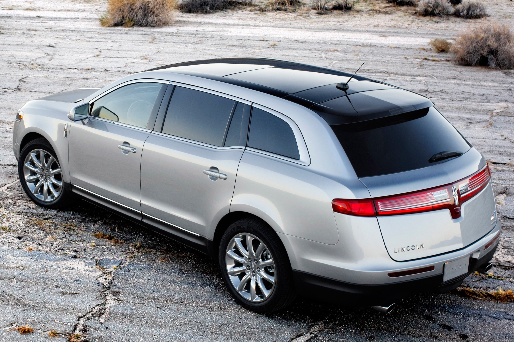 2010 Lincoln MKT Wagon Ex exterior #6