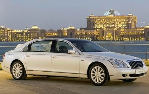 2010 Maybach Landaulet Co exterior #1