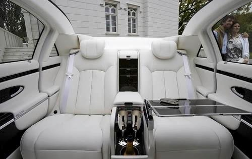 2010 Maybach Landaulet Co exterior #8