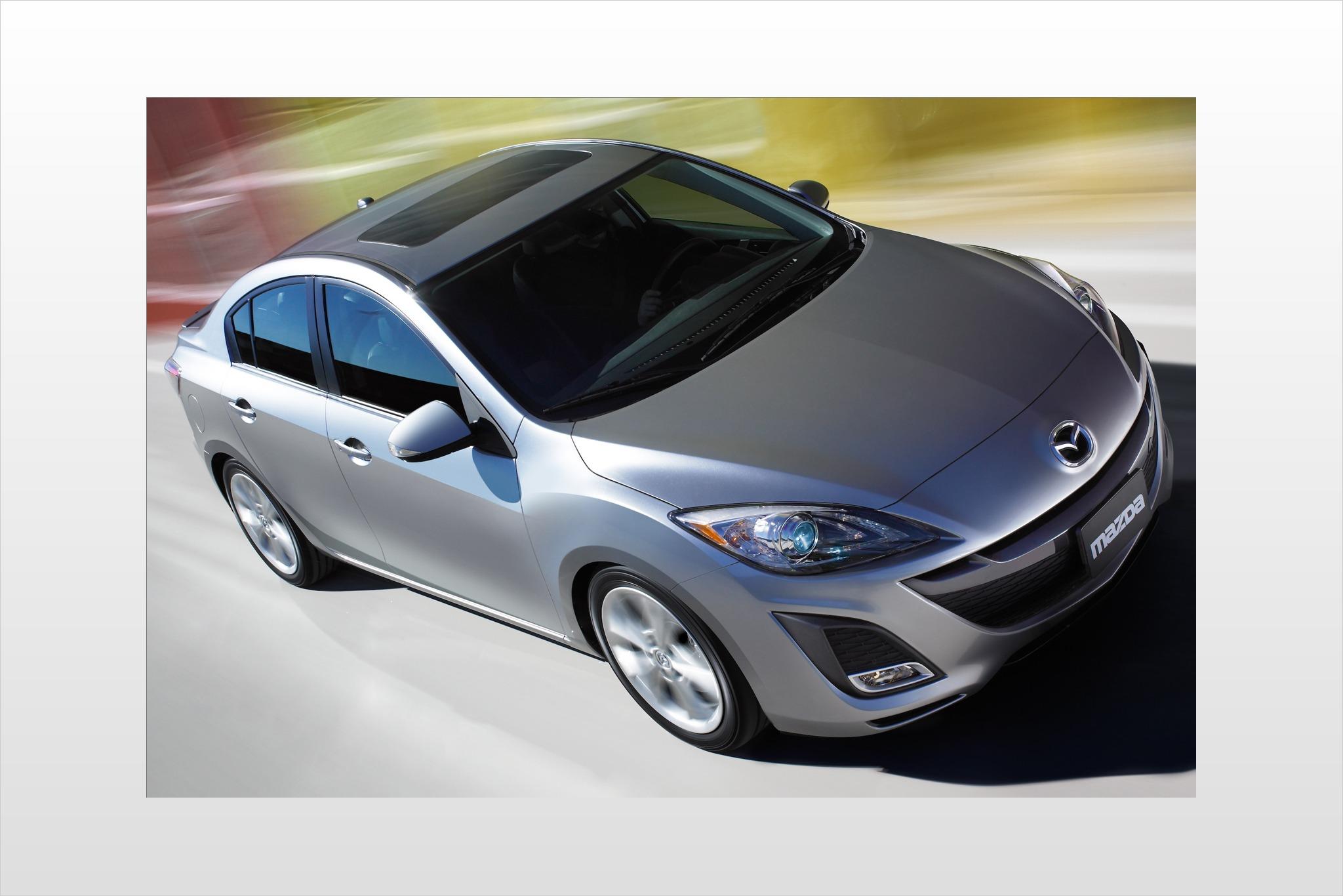 Mazda Mazda I Touring Sedan