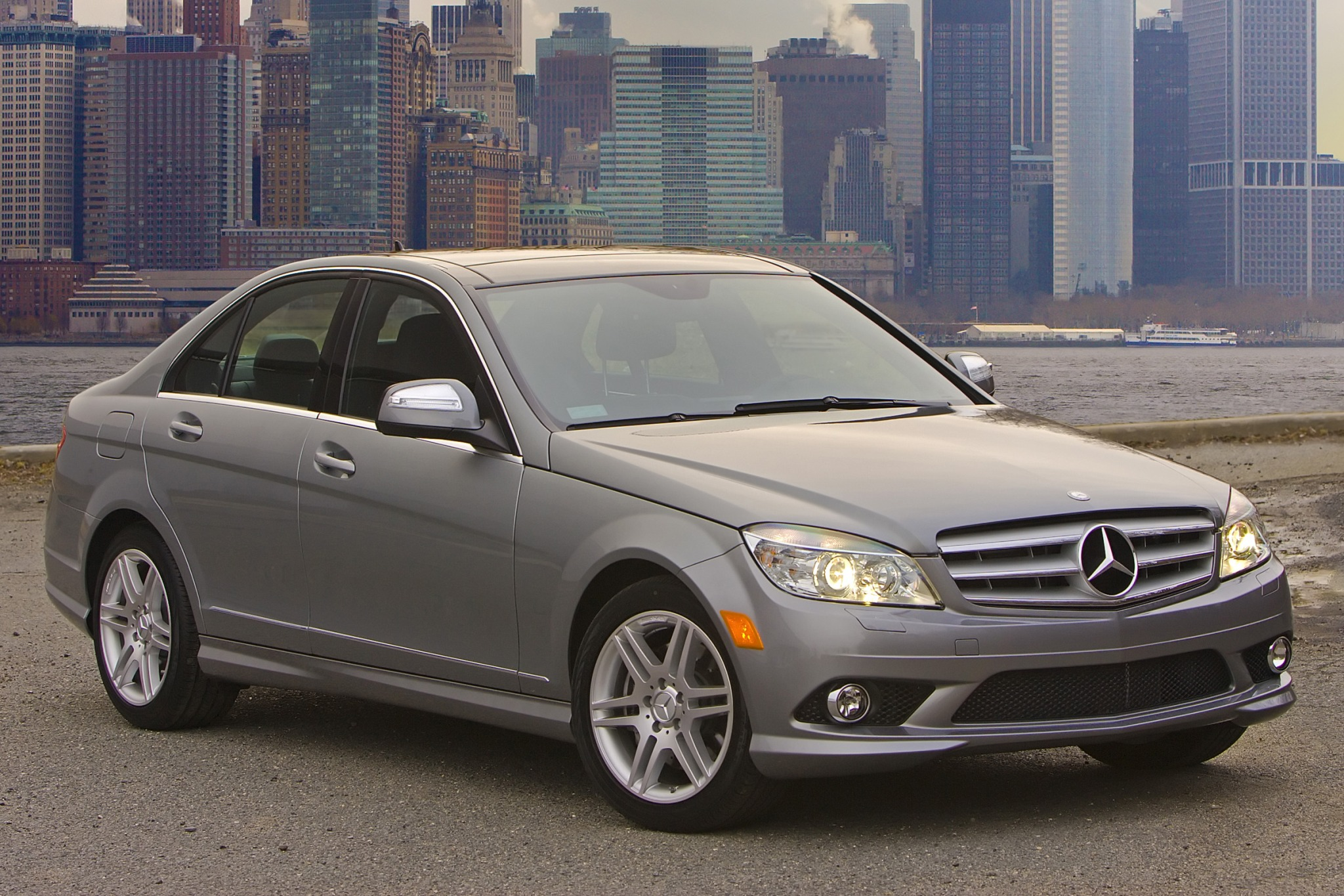 mercedes benz and photo video review