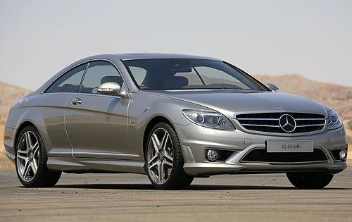 2010 mercedes benz cl class image 4 for Mercedes benz cl65 amg coupe
