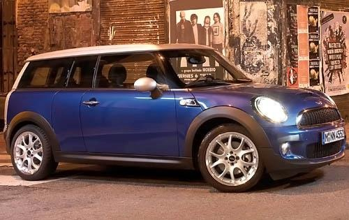 2010 MINI Cooper Clubman  interior #1