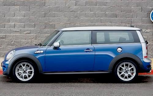 2010 MINI Cooper Clubman  interior #6