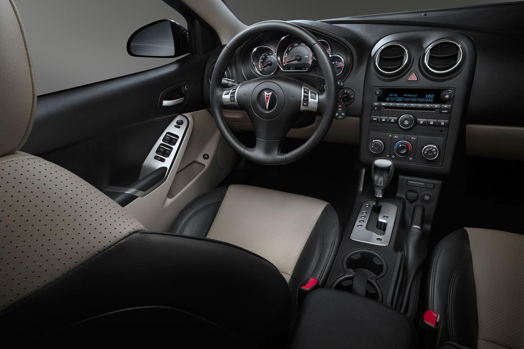 2010 pontiac g6 sedan ext exterior 5