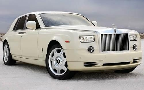 2010 Rolls-Royce Phantom  interior #2