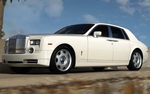 2010 Rolls-Royce Phantom  interior #1