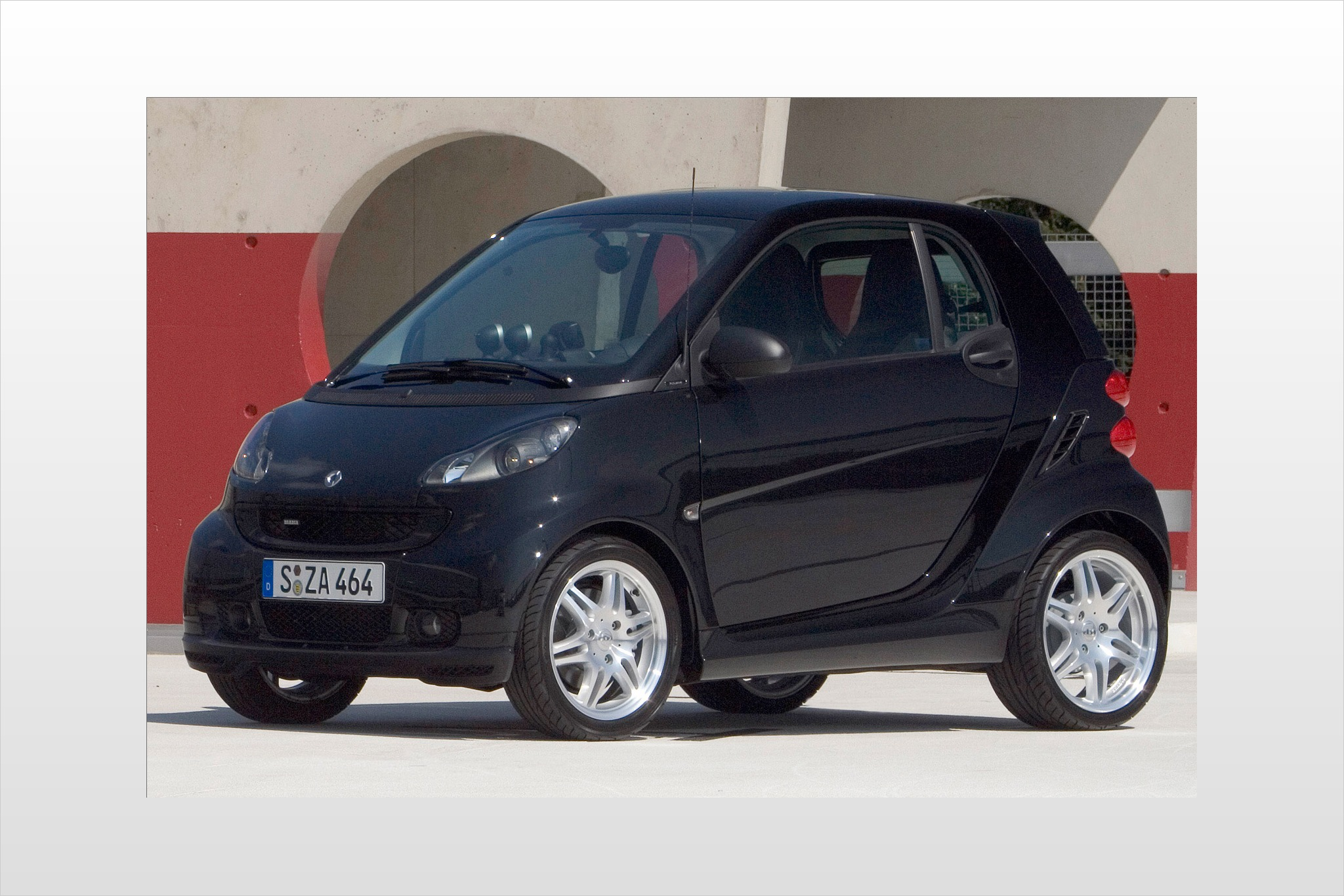 2010 smart fortwo passion exterior #4