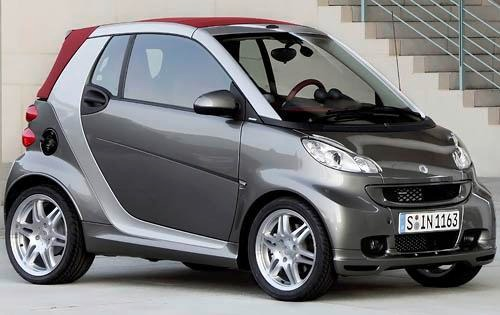 2010 smart fortwo passion exterior #6