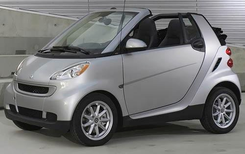 2010 smart fortwo passion exterior #8