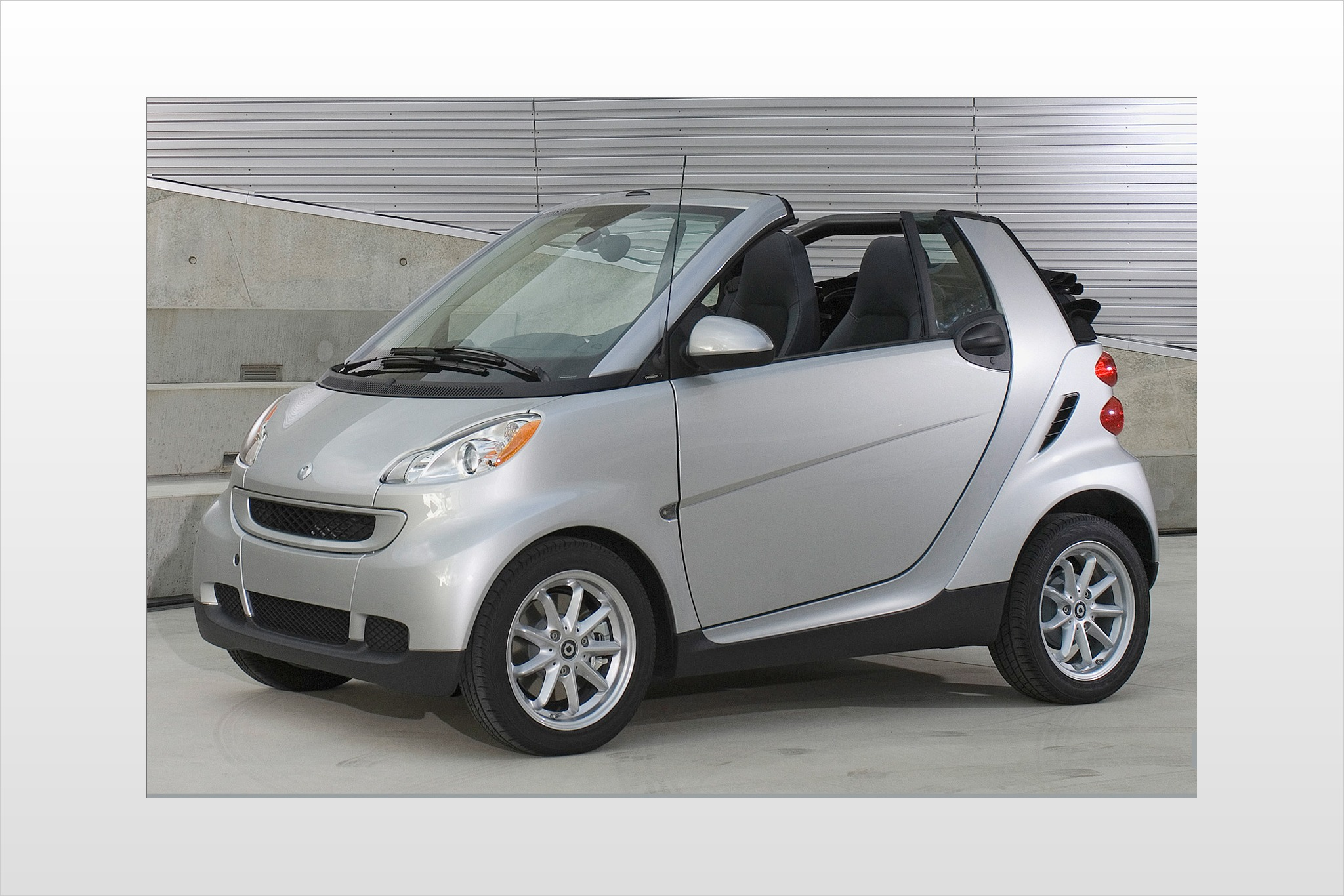 2010 smart fortwo passion exterior #7
