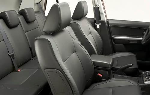 2010 Suzuki Grand Vitara  interior #9