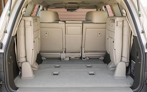 2010 Toyota Land Cruiser  interior #8