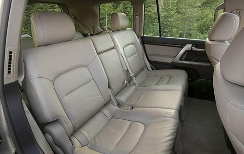 2010 Toyota Land Cruiser  interior #7