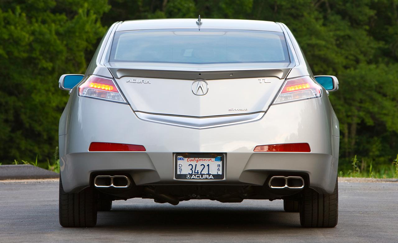 2011 Acura Tl Image 21