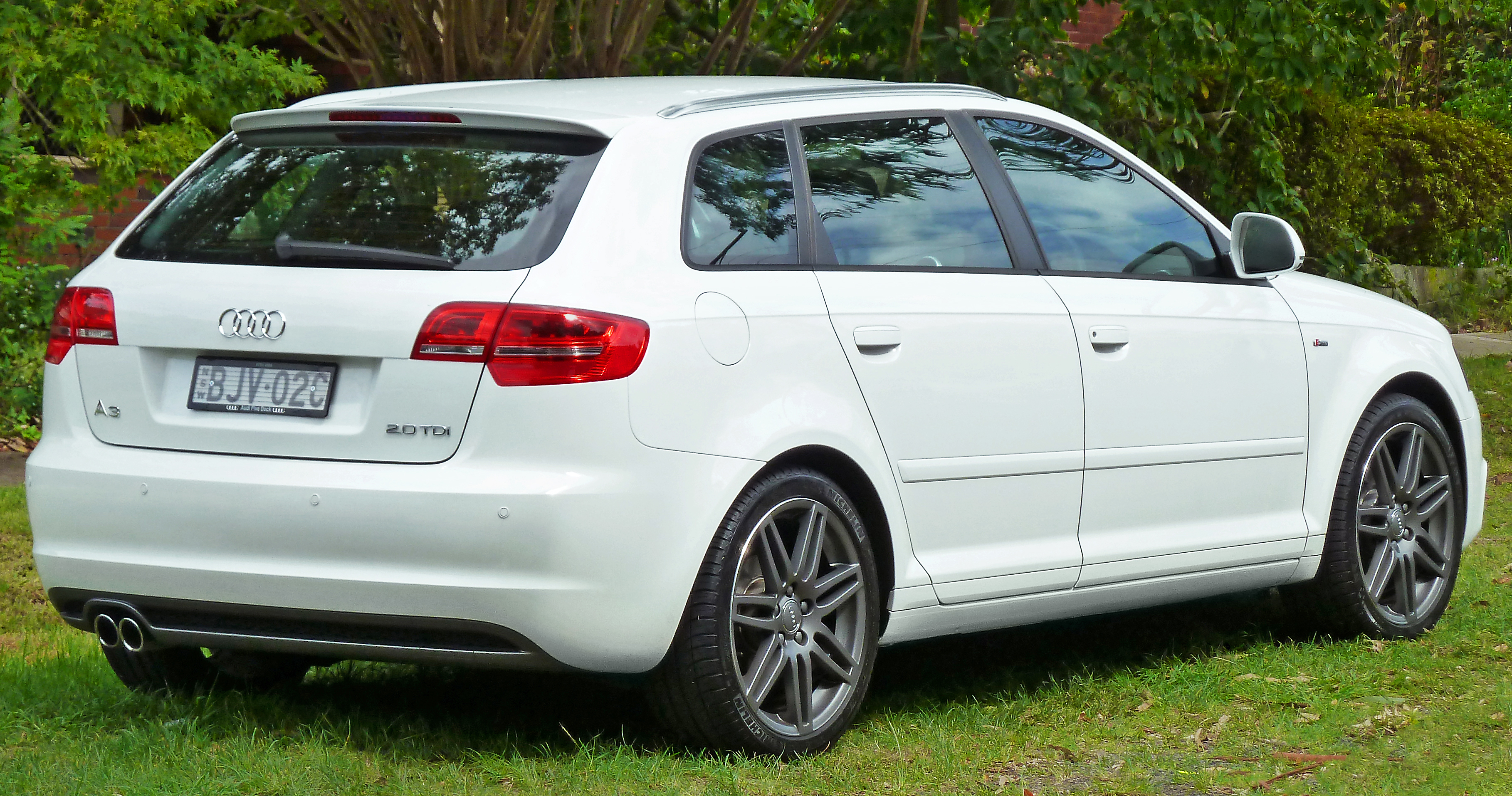 2011 Audi A3 Image 12