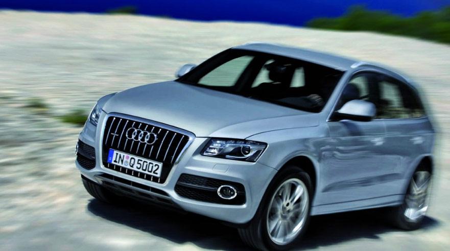 2011 Audi Q5 Image 1