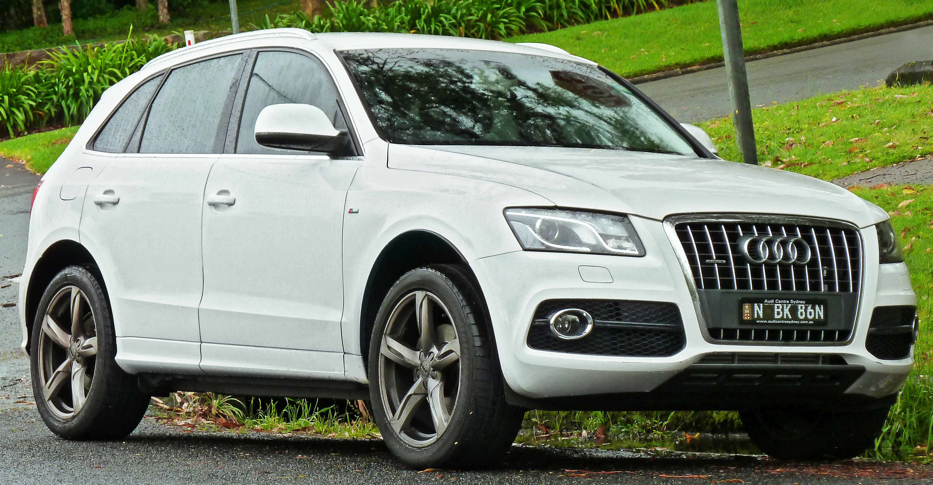 2011 Audi Q5 Information And Photos Zombiedrive