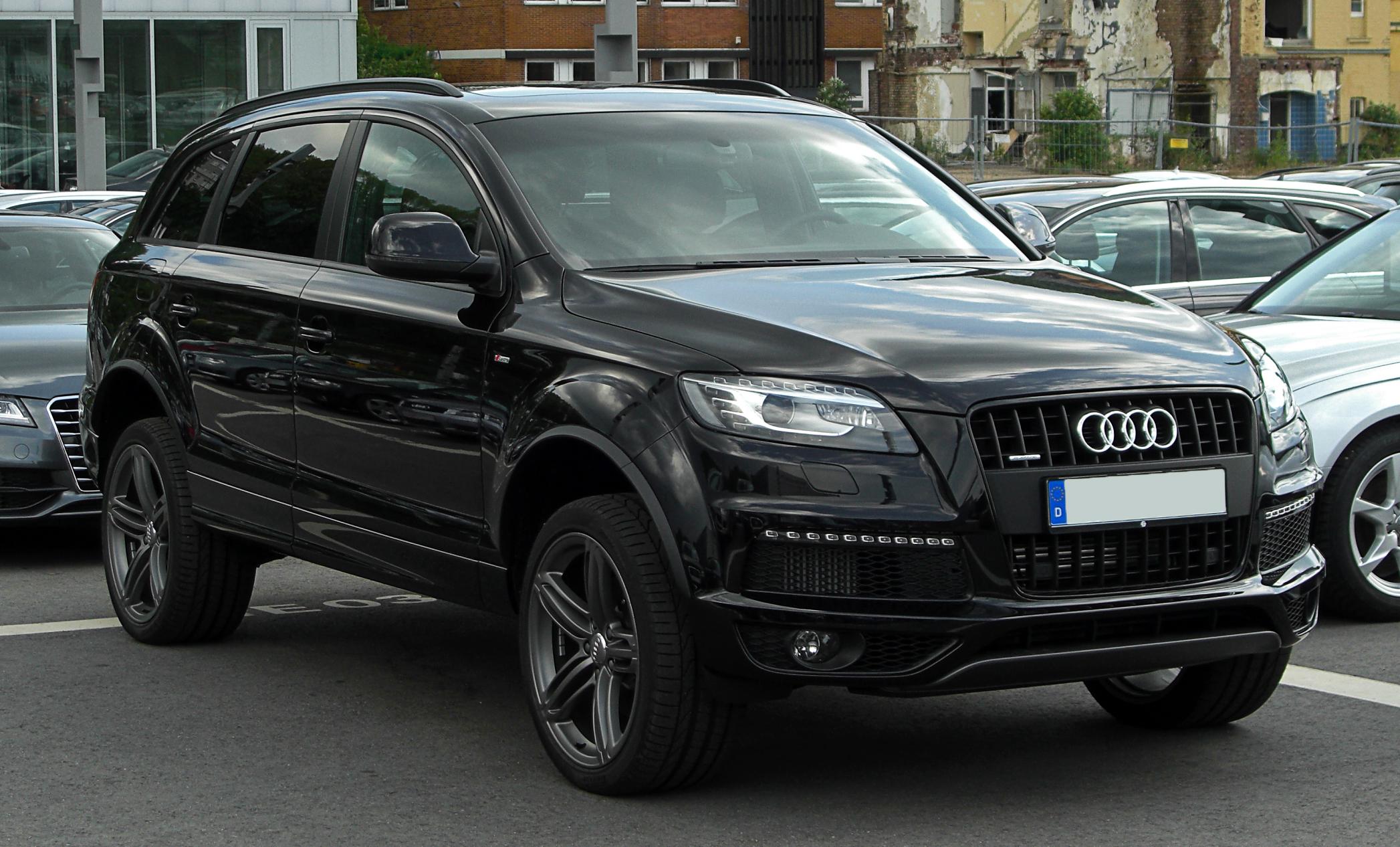 2011 Audi Q7 Image 14