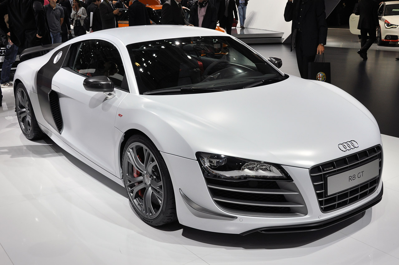 Audi R Information And Photos ZombieDrive - Most expensive audi sports car