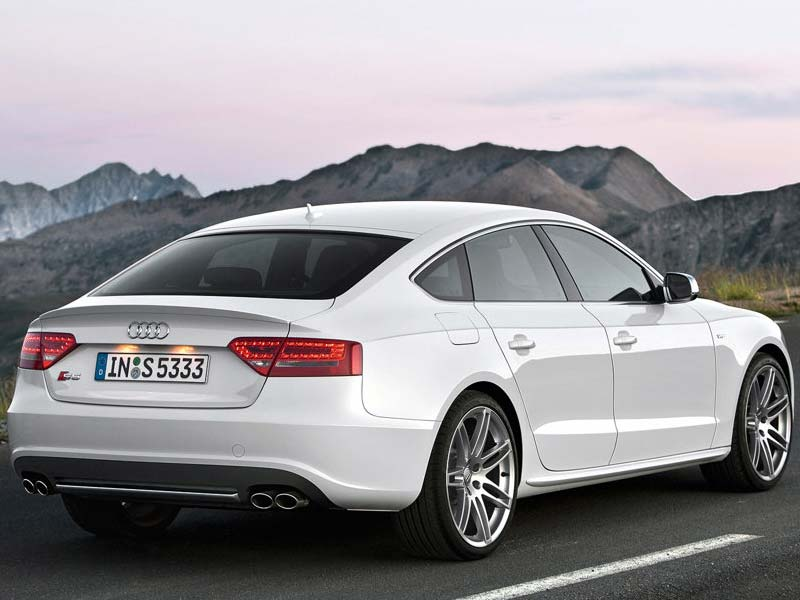 2011 Audi S5 Image 15