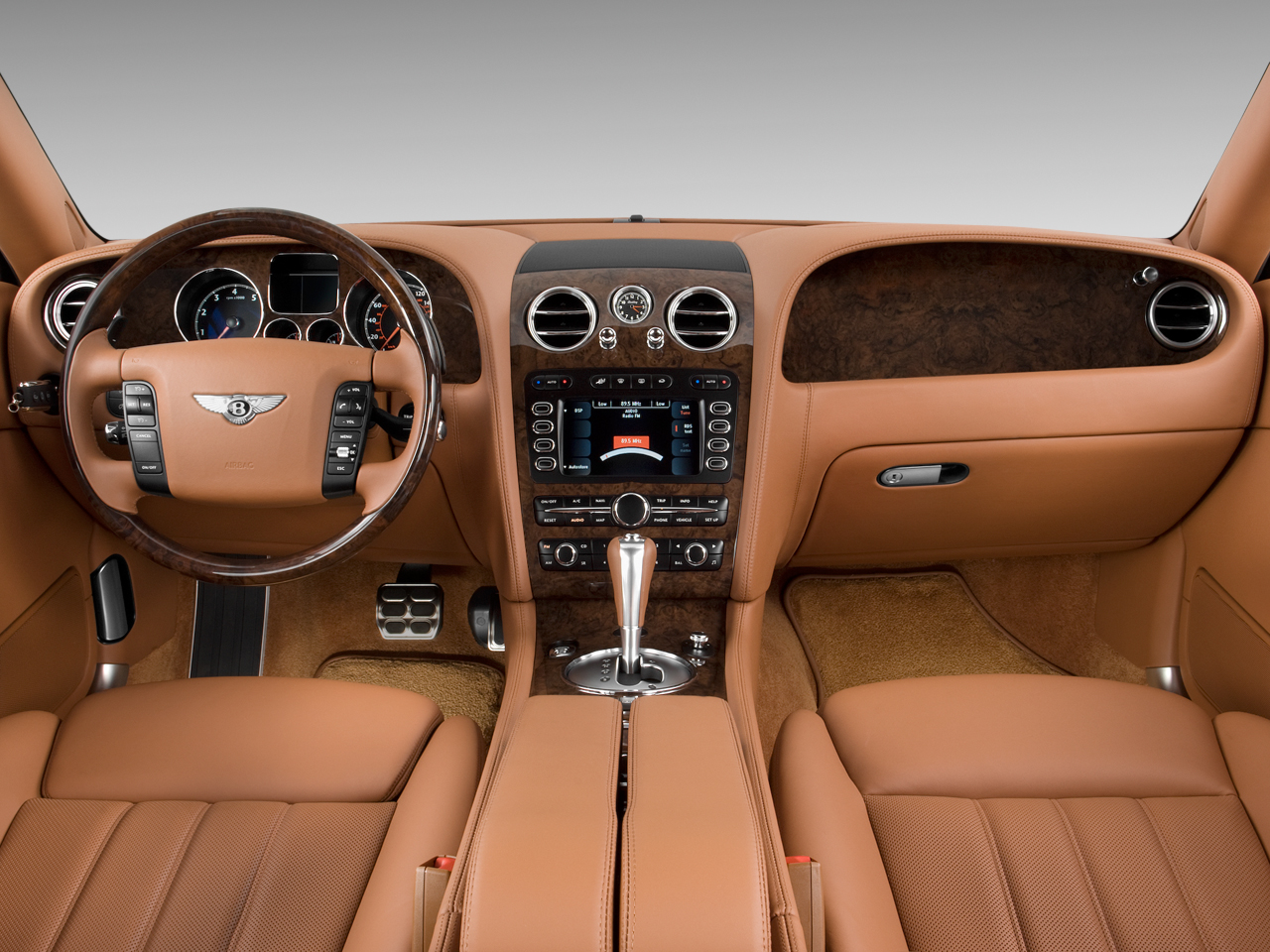 Bentley Continental Flying Spur Speed #5