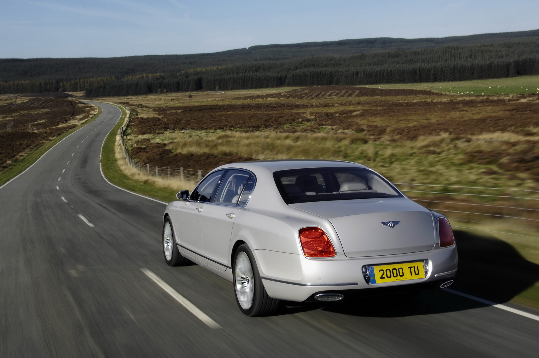 2011 Bentley Continental Flying Spur Speed Image 2
