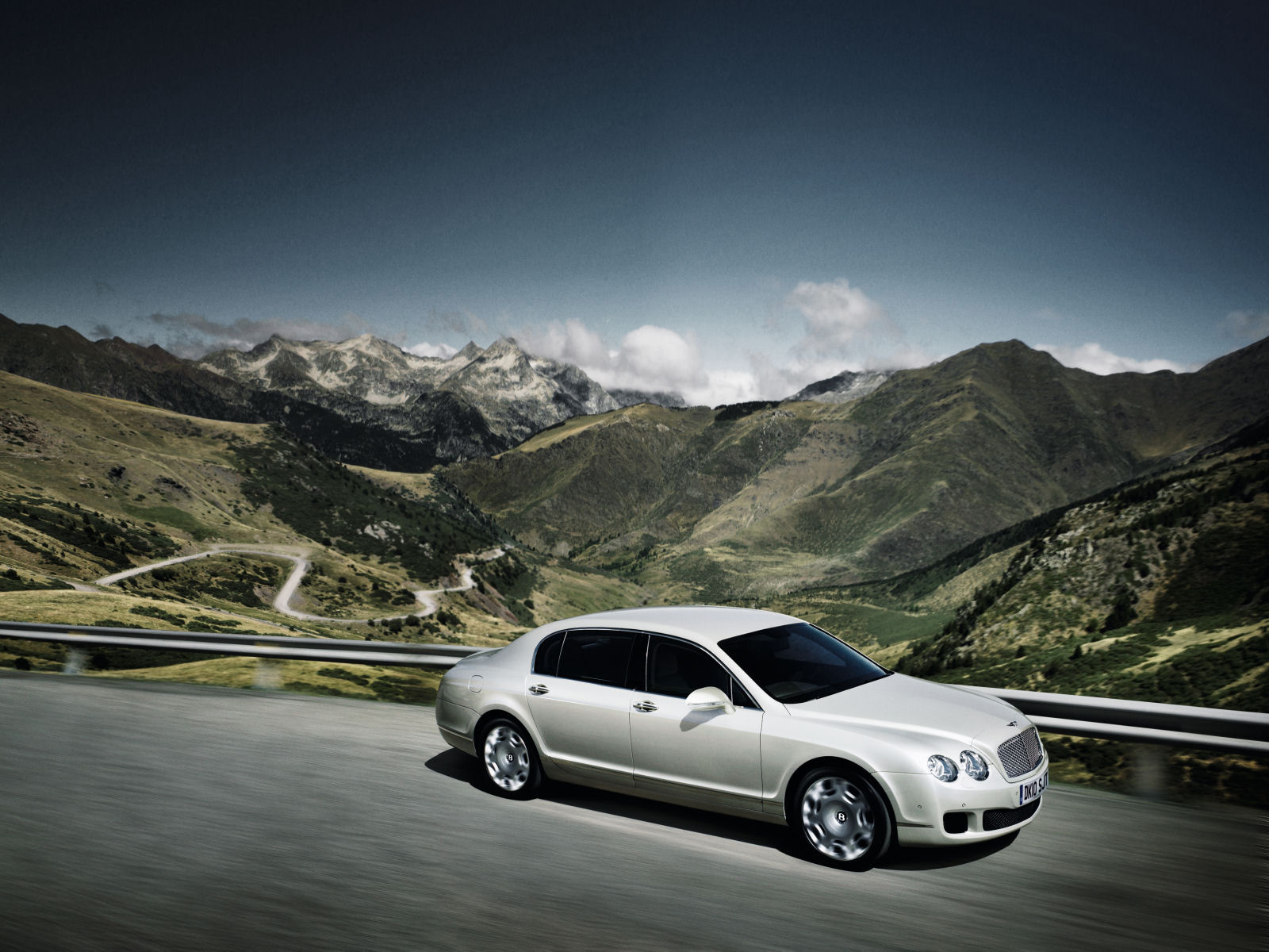 Bentley Continental Flying Spur Speed #9