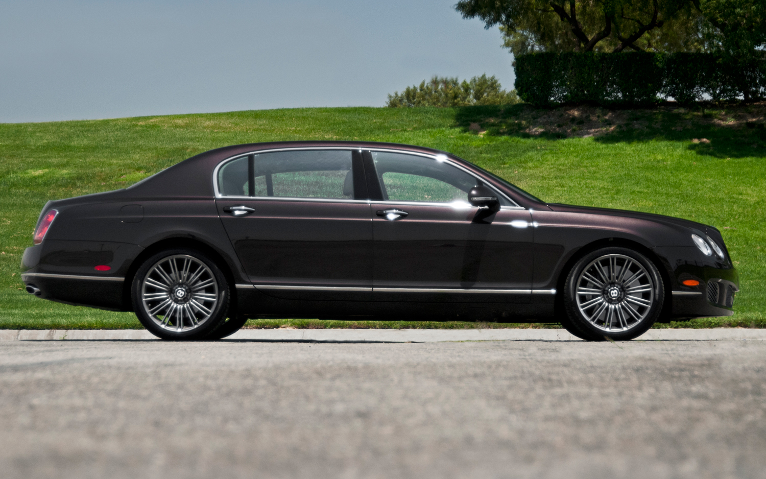 2011 Bentley Continental Flying Spur Speed #7