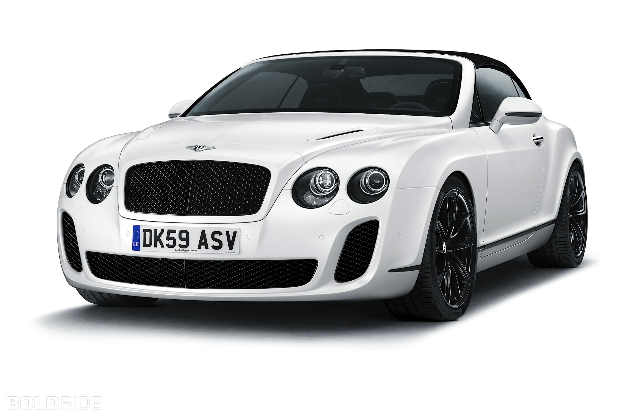 2011 Bentley Continental Supersports Information And Photos