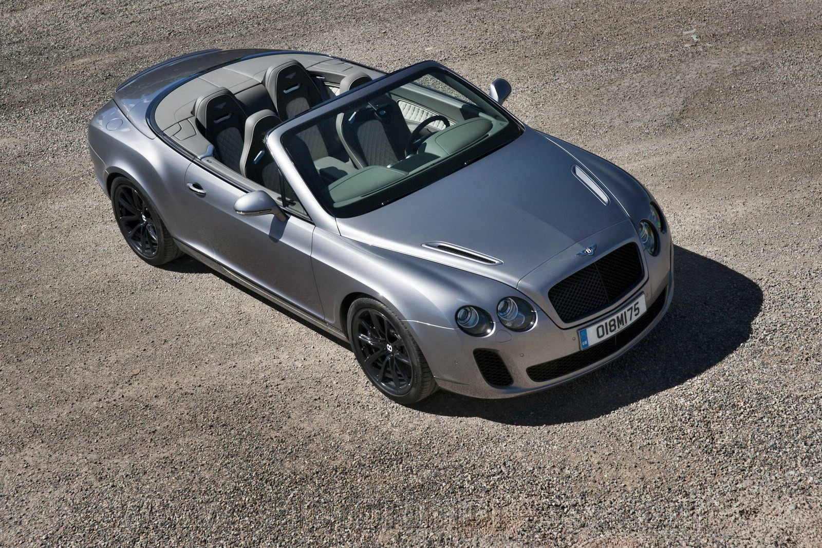 Bentley Continental Supersports Convertible #1