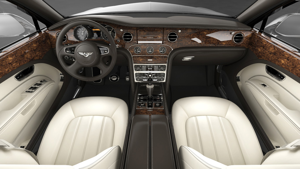 Bentley Mulsanne #13