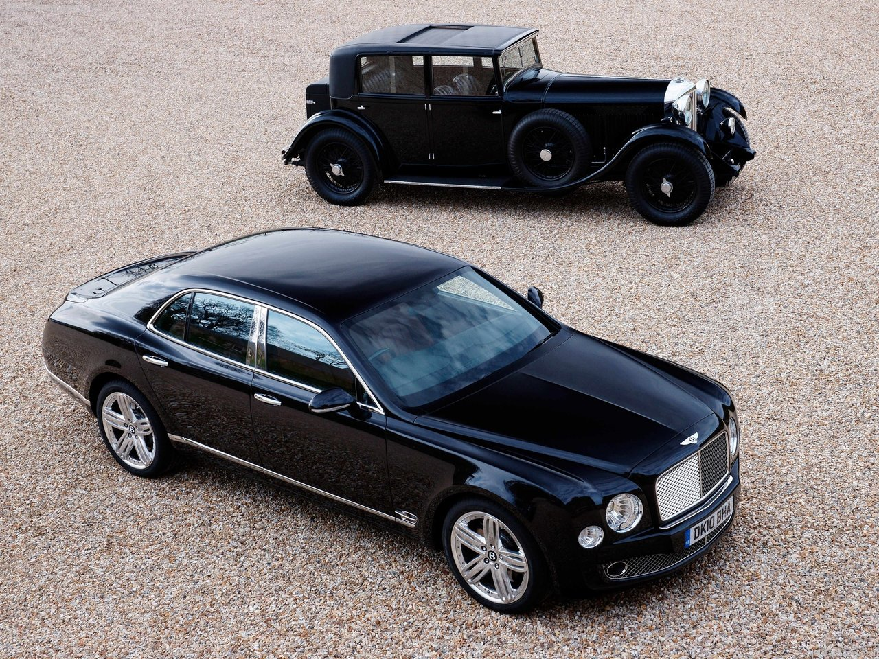 Bentley Mulsanne #12