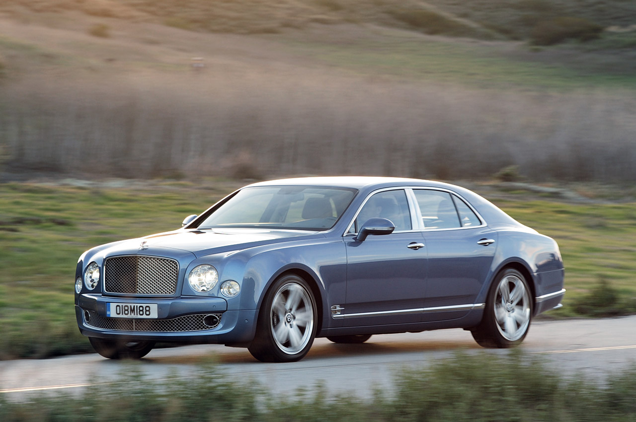 Bentley Mulsanne #19