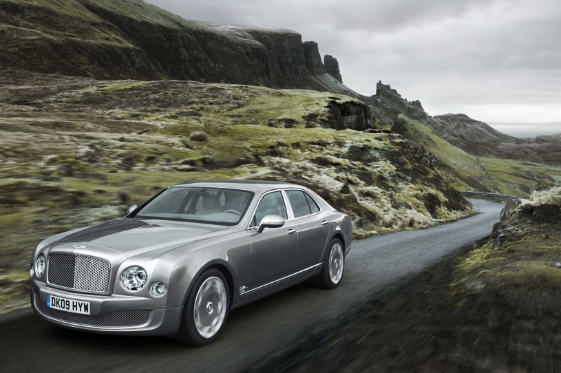 Bentley Mulsanne #10