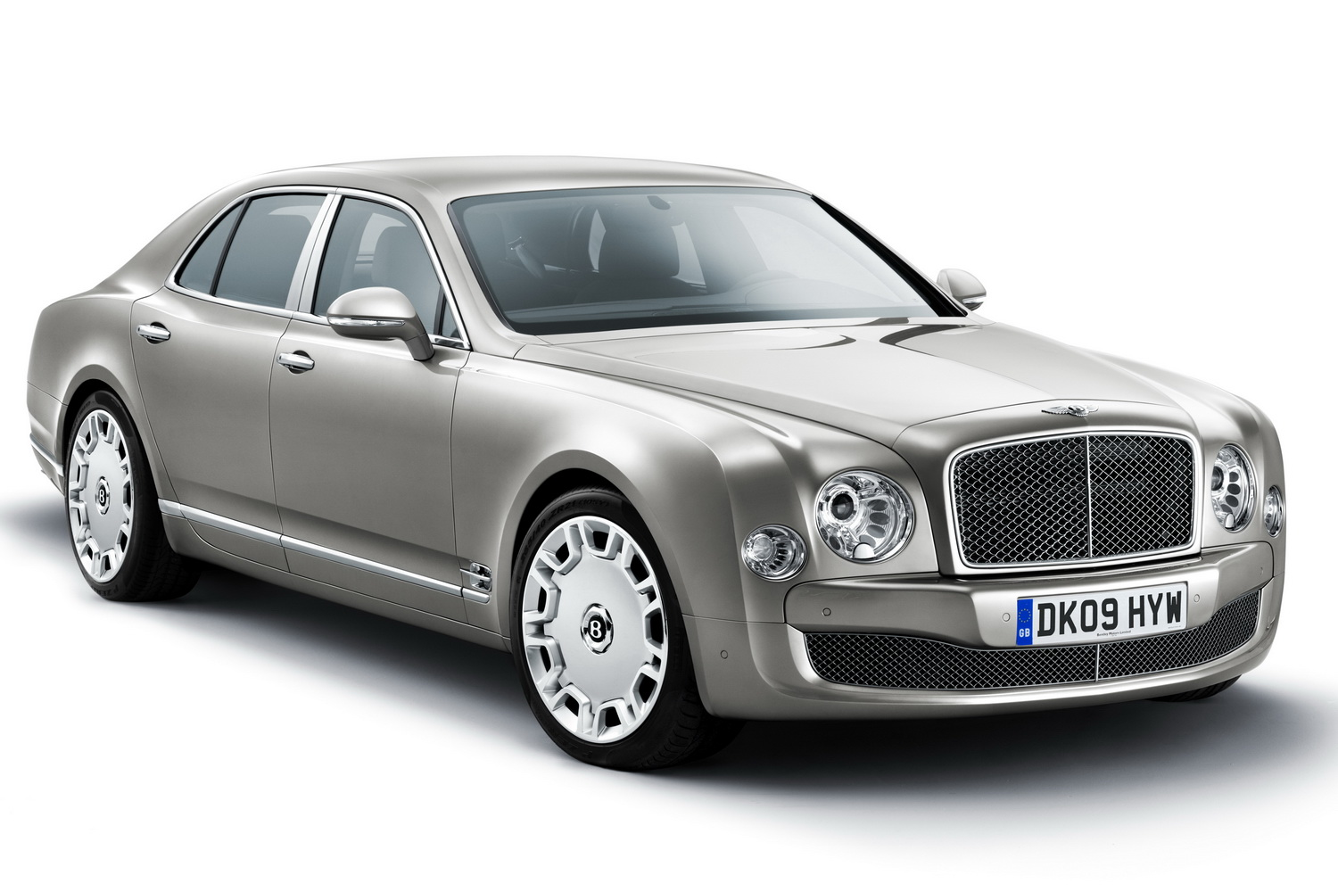 Bentley Mulsanne #14
