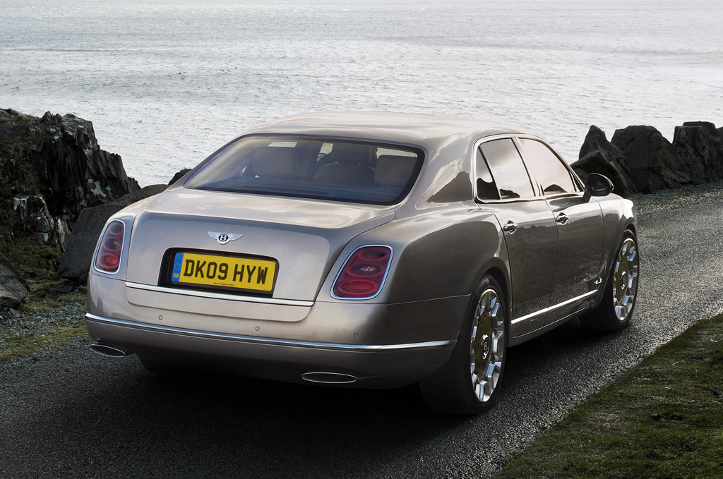 Bentley Mulsanne #11