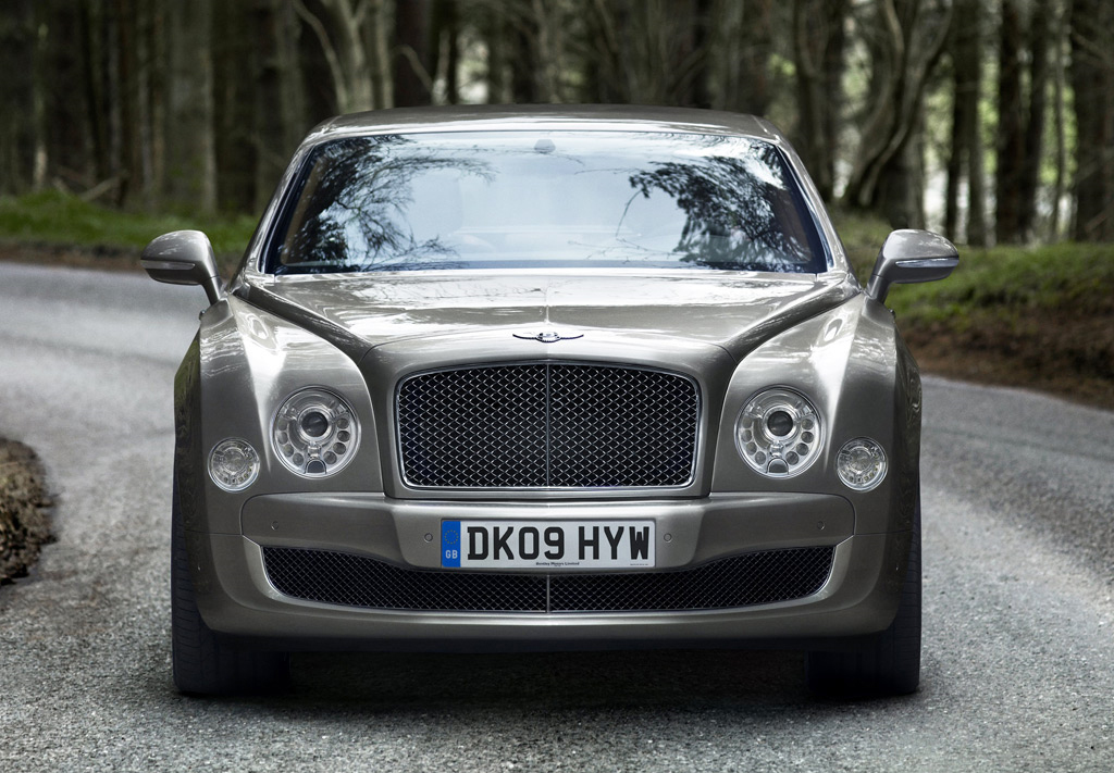 Bentley Mulsanne #20