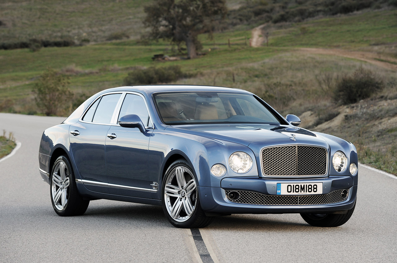 Bentley Mulsanne #18