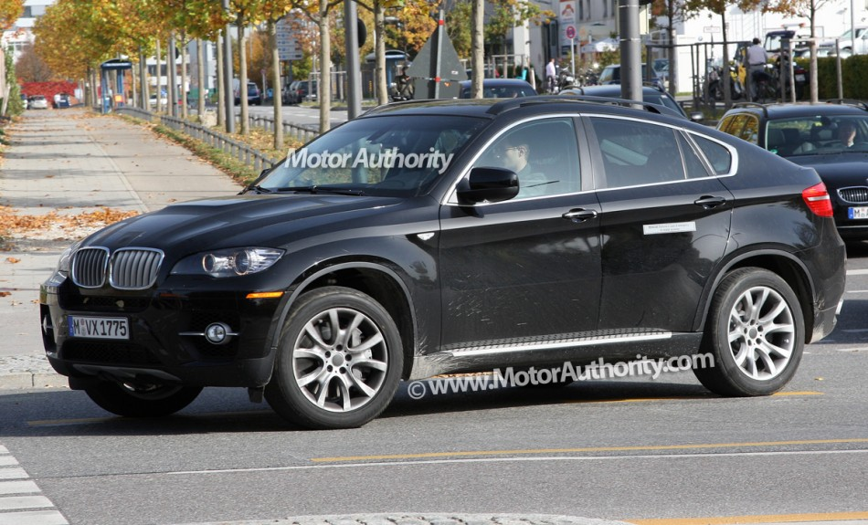 BMW ActiveHybrid X6 #17