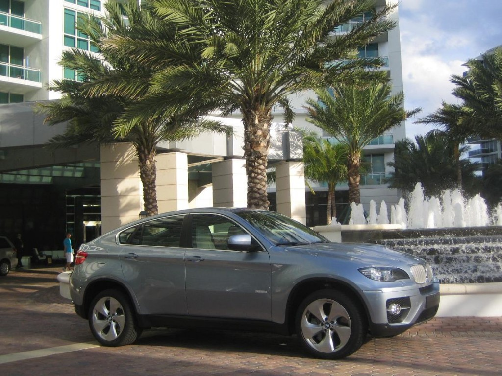 BMW ActiveHybrid X6 #15