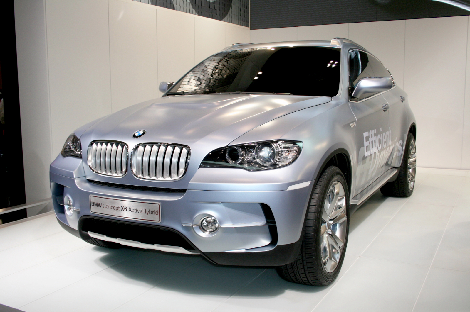 BMW ActiveHybrid X6 #19