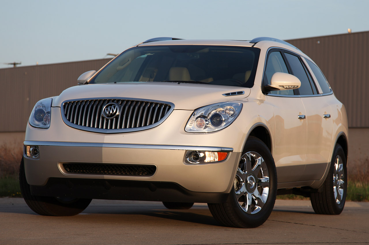 appraisal buick diminished cxl enclave value car