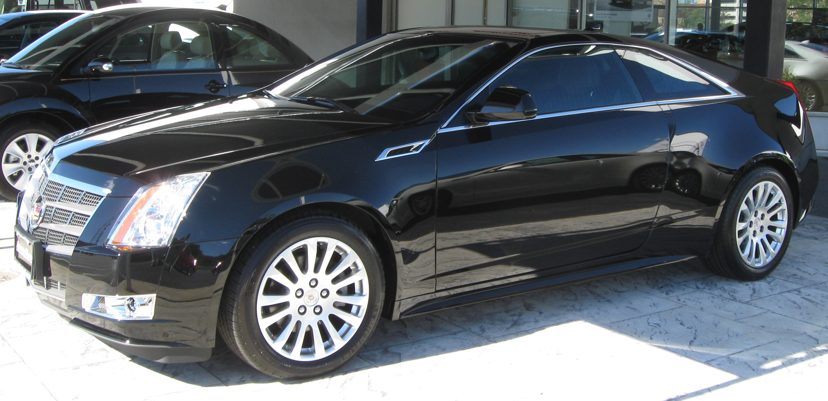 Cadillac CTS Coupe #15