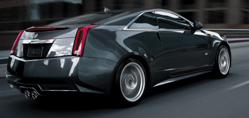 Cadillac CTS Coupe #17