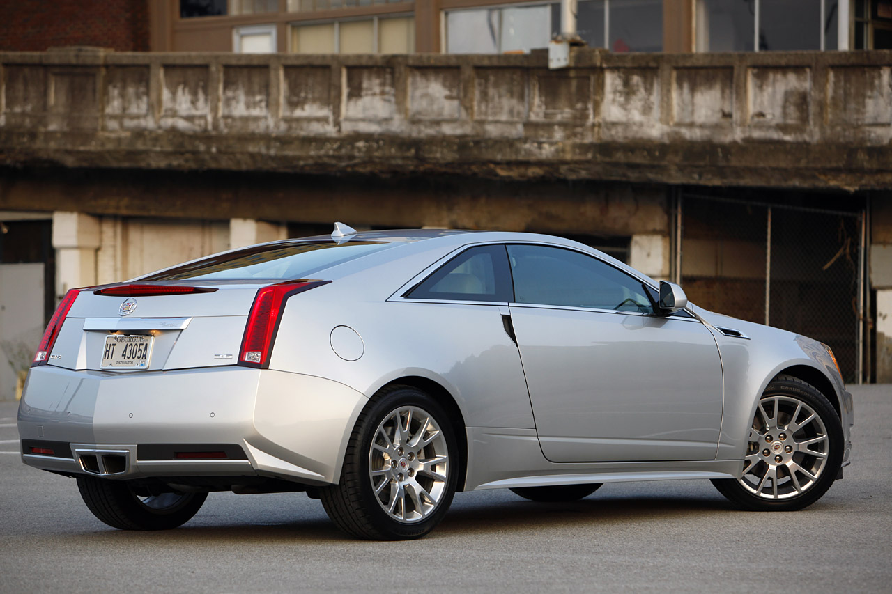 2011 CADILLAC CTS COUPE - Image #14