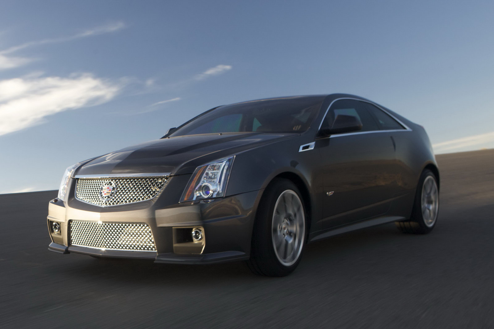Cadillac CTS-V Coupe #11