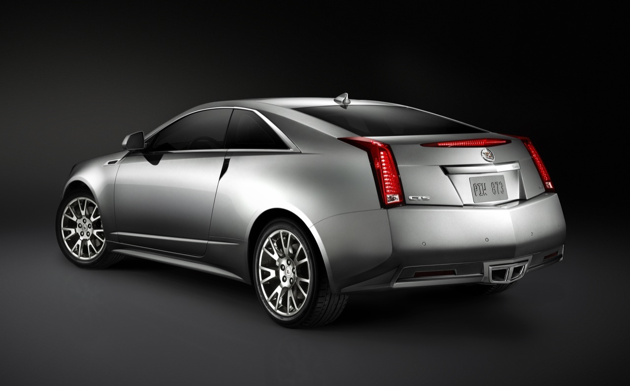 Cadillac CTS-V Coupe #21