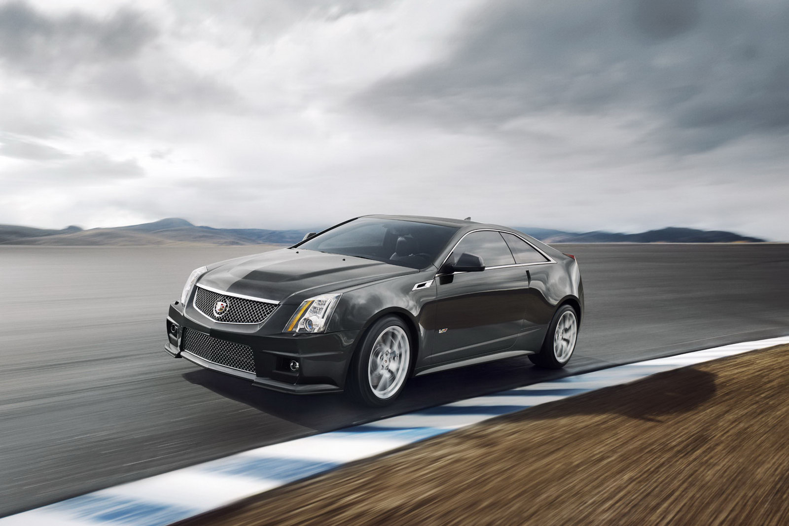 Cadillac CTS-V Coupe #14