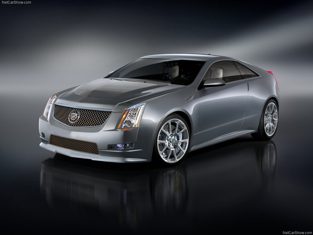 Cadillac CTS-V Coupe #15